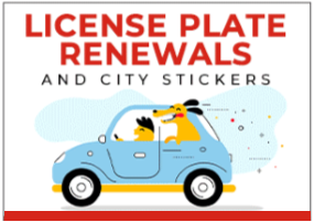 License plate renewals(1)